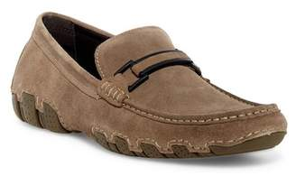 Kenneth Cole Reaction Moc Toe Suede Bit Loafer