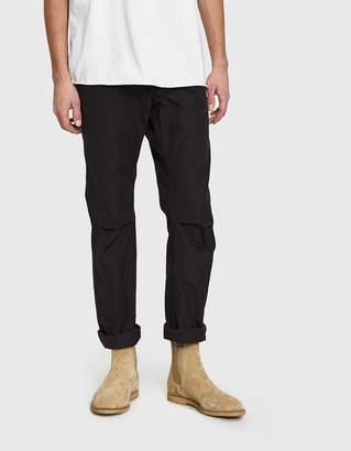 Rgt.A Weekender Pant in Black Ripstop
