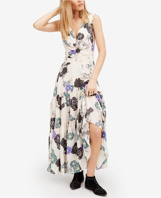 Free People Sure Thing Floral-Print Dress $168 thestylecure.com