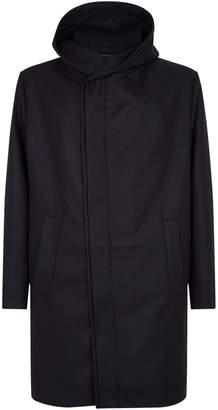 Stephan Schneider Hooded Wool Coat