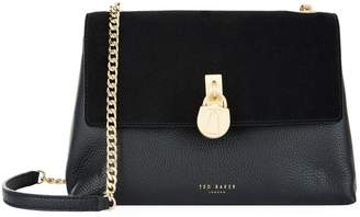 Ted Baker Leather Helena Cross Body Bag