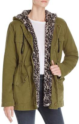 Mother The Long Drawn Anorak Jacket