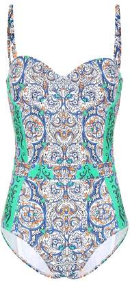 Tory Burch Printed one-piece swimsuit