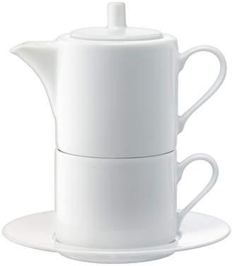 LSA International Dine Tea For One & Saucer