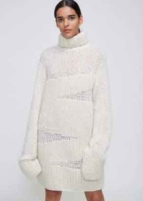 Ann Demeulemeester Multi Gauge Knit