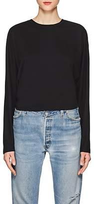 Robert Rodriguez Women's Tie-Back Cotton T-Shirt