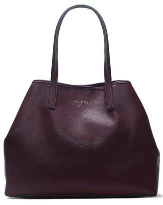 GUESS Large Vikky Slouchy Tote Bag
