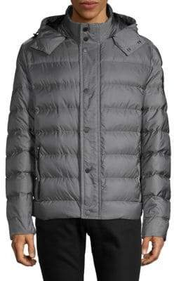 Paul & Shark Woven Quilted Jacket