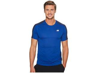 New Balance Accelerate Short Sleeve Men's Short Sleeve Pullover