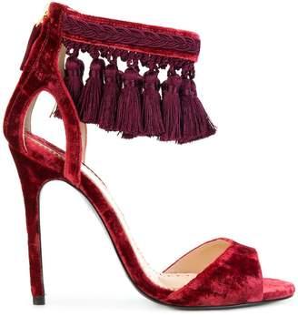 Louis Leeman tassel embellished sandals