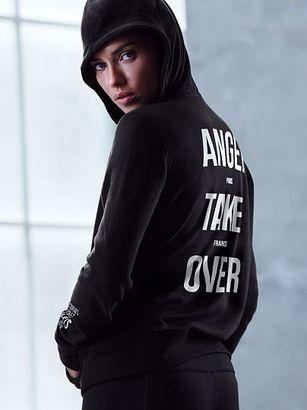Victorias Secret Fashion Show Zip Hoodie $59.50 thestylecure.com