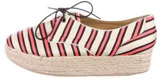 Tabitha Simmons Platform Espadrille Sneakers