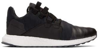 Y-3 Black Kozoko Low Sneakers