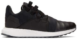 Y-3 Y 3 Black Kozoko Low Sneakers