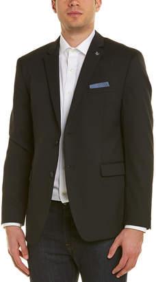 Original Penguin Wool-Blend Sport Coat