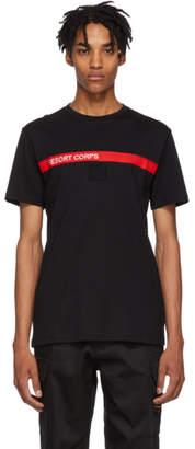 Resort Corps Black Patrol T-Shirt