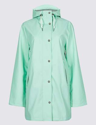 Marks and Spencer Hooded Anorak with StormwearTM