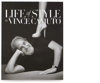 Vince Camuto Life Of Style - Fashion Designer Biography Book