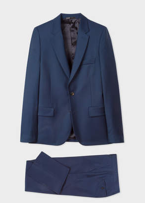 Paul Smith The Soho - Men's Tailored-Fit Navy Wool Suit