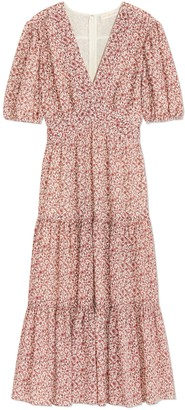 5bb125cbaad Tory Burch Pink Dresses - ShopStyle