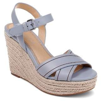 Splendid Women's Taffeta Espadrille Wedge Sandals