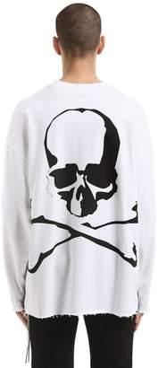 Over Heavy Jersey Long Sleeve T-Shirt