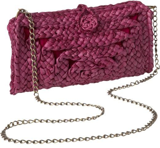 Women's Raffia Clutches