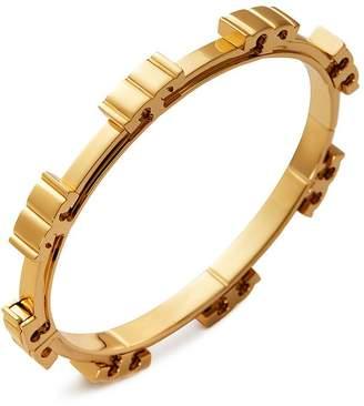 Tory Burch Serif T Bangle Bracelet