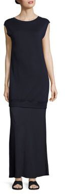 Bailey 44 Dipping The Loop Layered Maxi Dress $198 thestylecure.com