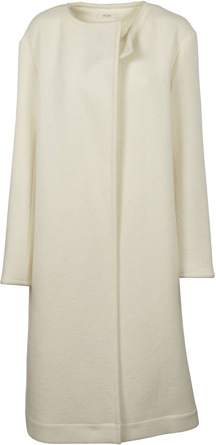 Celine Celine Wool Coat
