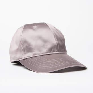 DSTLD Silk Hat in Grey