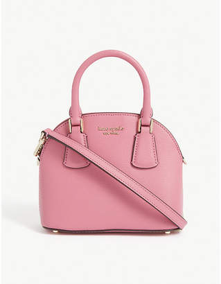 Kate Spade Sylvia mini leather satchel
