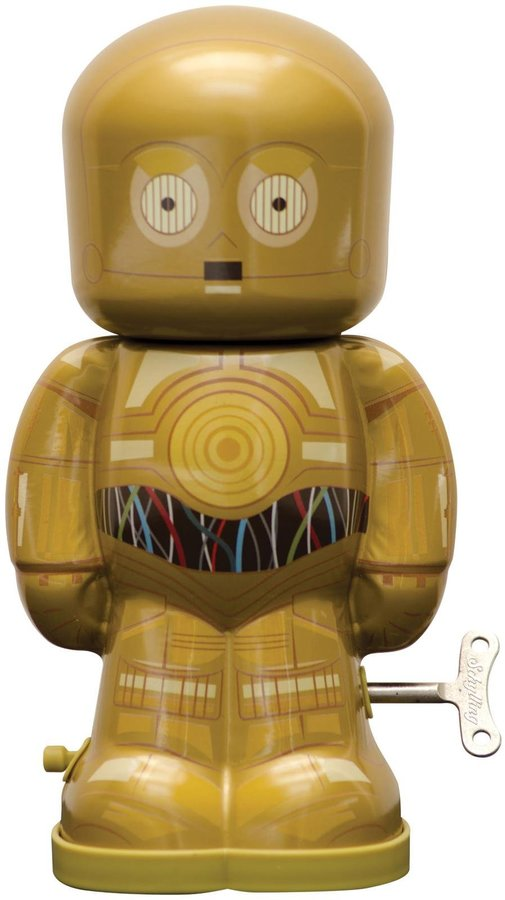 Schylling Star Wars C-3Po Wind Up