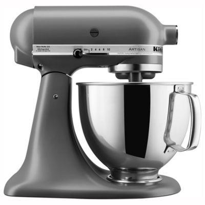 KitchenAid Artisan® 5 qt. Stand Mixer in Matte Grey