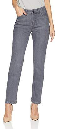 Lee Women's Petite Flex Motion Regular Fit Straight Leg Jean