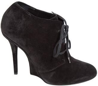 Saint Laurent Lace up boots