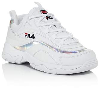 Fila Women's Ray Low-Top Sneakers