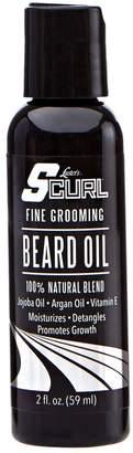 Luster's S Curl Beard Oil