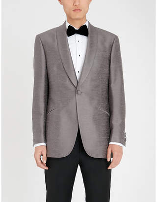 Richard James Regular-fit silk tuxedo jacket