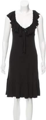 Diane von Furstenberg Sleeveless Knit Dress