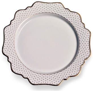 Anna Weatherly Simply Anna Antique Polka Salad Plate