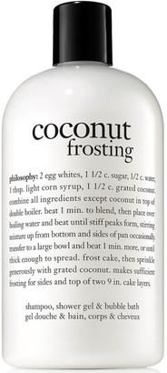 philosophy Coconut Frosting Shower Gel 480ml