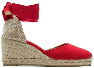 31f0538d4c3 Castaner Red Sandals For Women - ShopStyle Canada