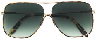 Victoria Beckham Aurora oversize sunglasses
