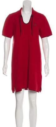 Rosie Assoulin Collared Mini Dress