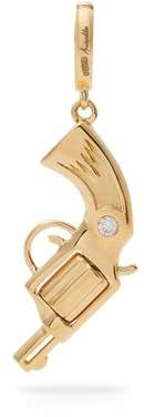 Annoushka - X The Vampires Wife Deanna Charm - Womens - Yellow Gold