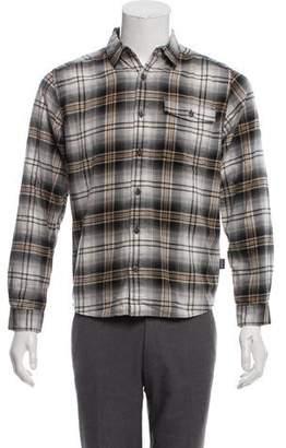 Patagonia Knit Plaid Shirt w/ Tags