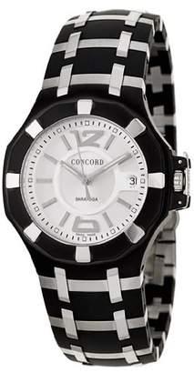 Concord Saratoga Men's Quartz Watch 0311818