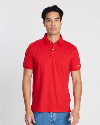 Tommy Hilfiger WCC Tommy Logo Regular Polo