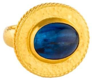 Gurhan 24K Kyanite Renaissance Ring